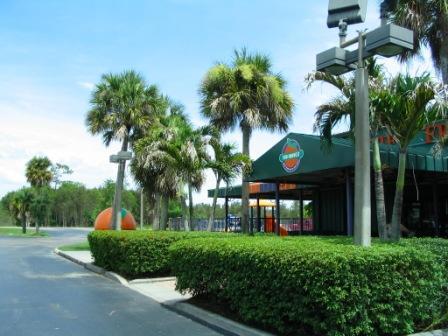Orangensaftfabrik Fort Myers