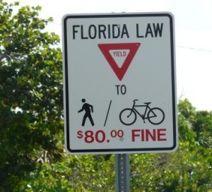 Radfahren in Florida