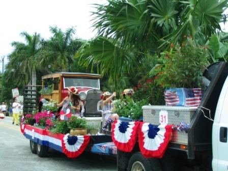 Parade Sanibel