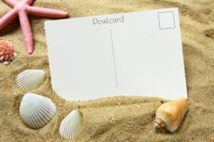 Postkarte aus Florida
