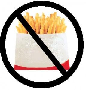 es gibt keine fastfoodketten auf Sanibel