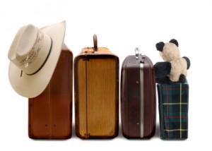 Freigepäck für USA-Reise