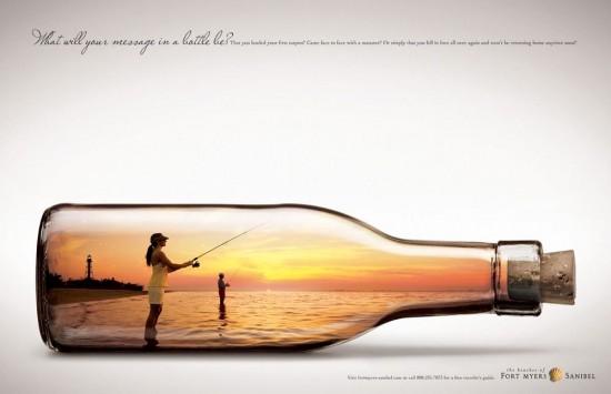 Werbung Sanibel