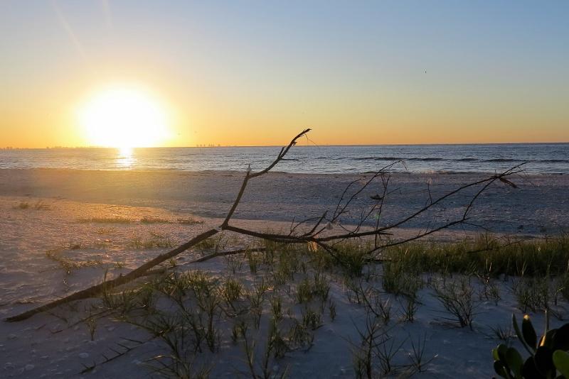 Sanibel Sonnenaufgang