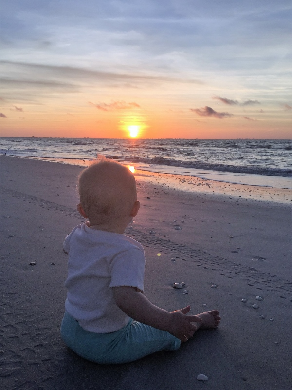 Faszination Sonnenaufgang